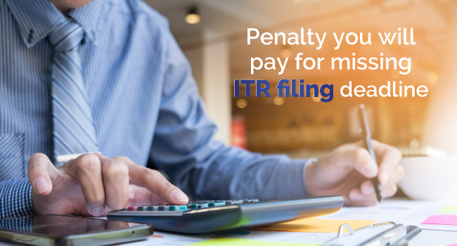 Penalty you will pay for missing ITR filing deadline and who won't have to pay