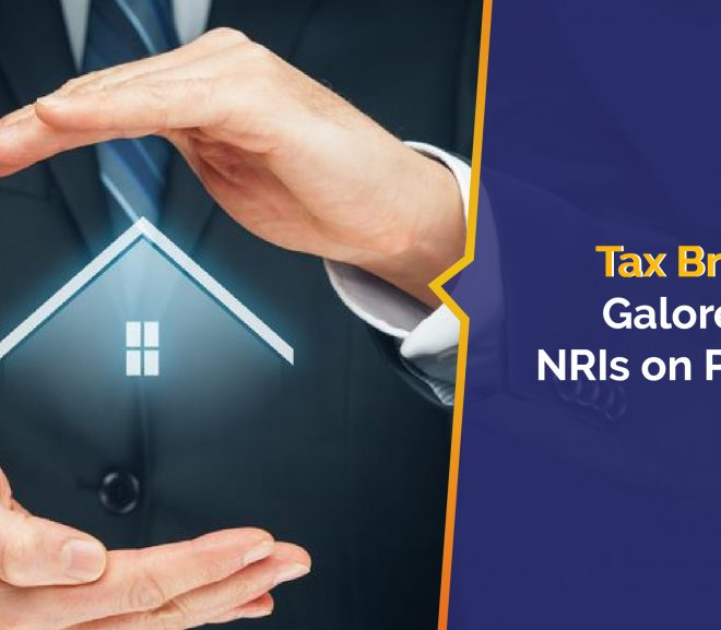 Tax breaks galore for non-resident Indians on property