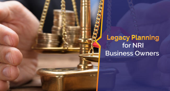 Legacy planning for Business