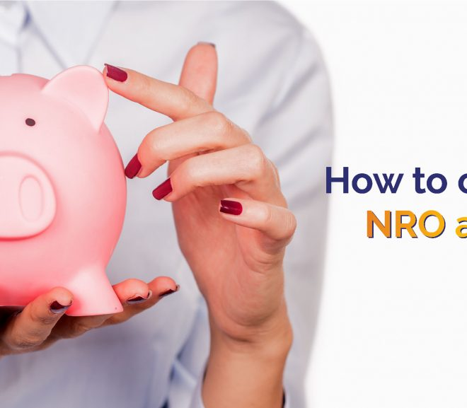 How to open an NRO account