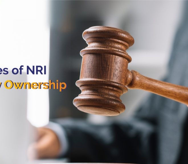 Legalities of NRI property ownership